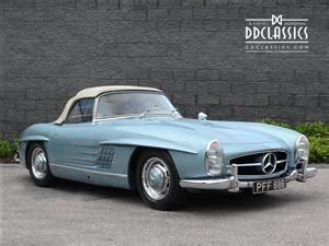 buy car manuals 1993 mercedes benz 300sl engine control used 1960 mercedes benz 300sl for sale in surrey pistonheads