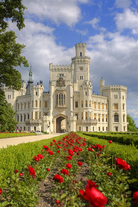 most beautiful english castles hluboka castle considered to be one of the most