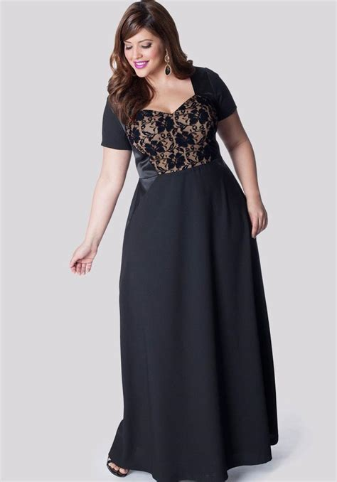 Sabrina All Size Elegan Black black dresses for plus size www pixshark images galleries with a bite