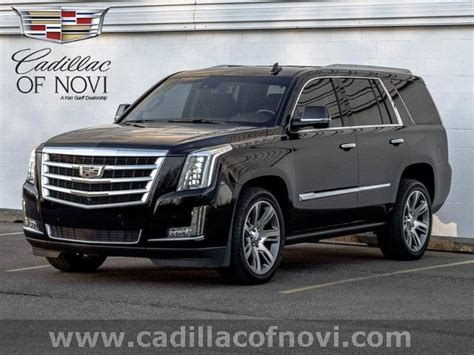 2020 Cadillac Escalade Premium Luxury by New Black 2019 Cadillac Escalade 4wd Premium Luxury