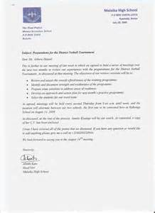 advertisement letter format business proposal templated