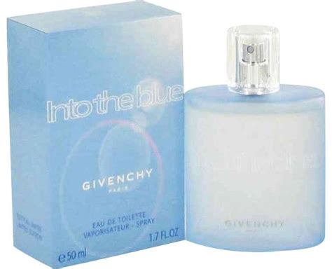 Parfum Treasure Fresh Blue into the blue perfume for by givenchy