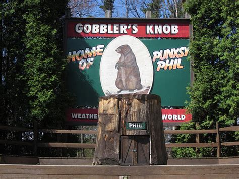 What Is A Knob Gobbler by Gobblers Knob Punxsutawney Pennsylvania Gobblers Knob