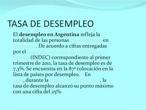 subcidios de desempleo en el ultimo trimestre argentina 2016 power point argentina