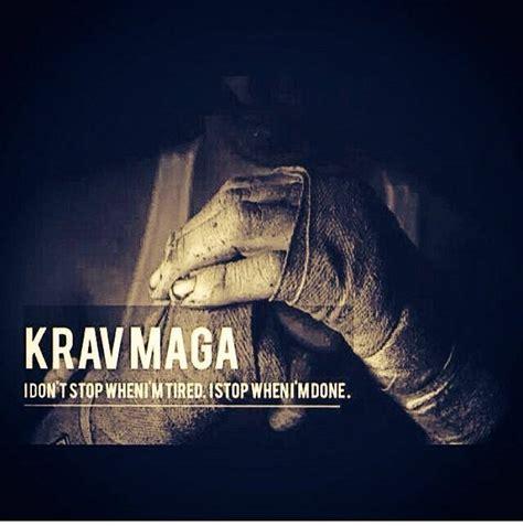 krav maga motivational poster bing images