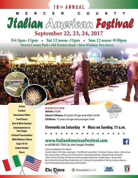 color me mine hamilton nj mercer county italian american festival 2017 west