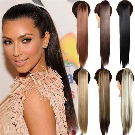 realistic drwa string pony tail hair 133 best ponytails images on pinterest hair extention