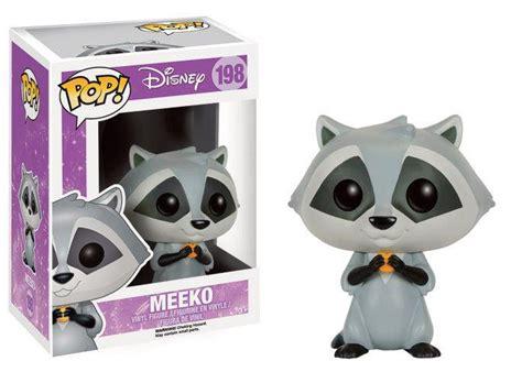 Disney Pocahontas Meeko Pop pop vinyl figuren kopen disney pop vinyl figuur
