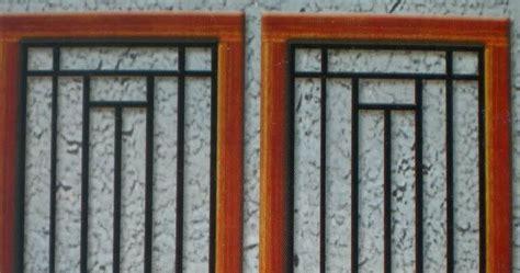 Hollo Galvanis Plafon Ukuran 4x4 Kotak Besar teralis pagar kanopi teralis jendela minimalis pengaman sekaligus penghias jendela rumah