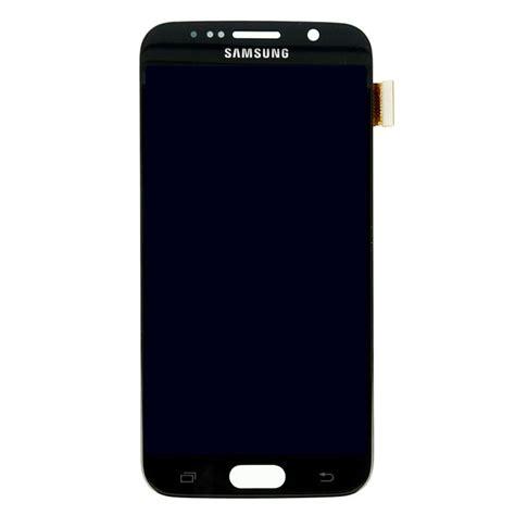 Samsung Lcd S6 samsung galaxy s6 lcd display gh97 17260a schwarz