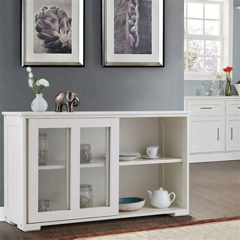 sideboard buffet cupboard storage cabinet  sliding