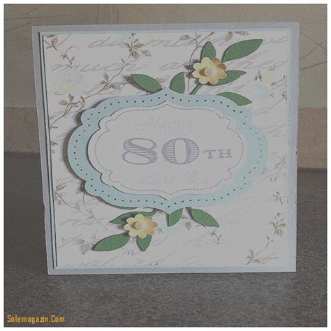 Handmade 80th Birthday Card Ideas - birthday cards lovely handmade 80th birthday card ideas