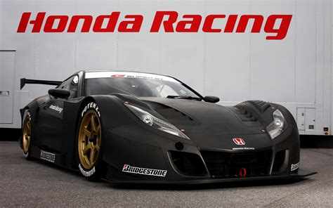 honda supercar honda super gt racer wallpapers hd wallpapers id 6678