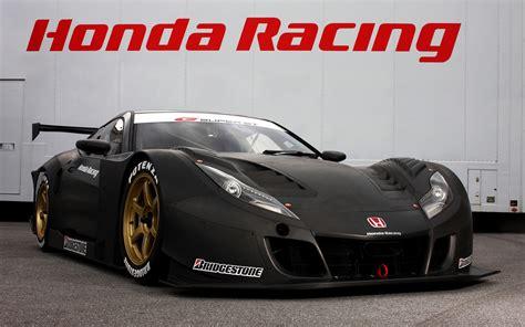 honda racing honda super gt racer wallpapers hd wallpapers id 6678