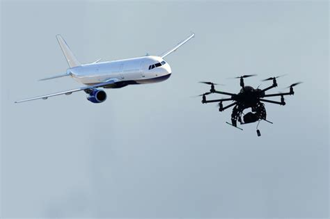 drone plane with 241 drone plane collisions been avoided trackimo