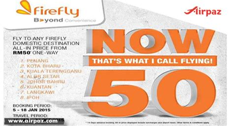 new year promo fare promo new year and cheap flights from firefly airpaz
