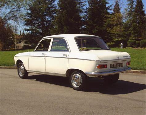 peugeot 4 door 1968 peugeot 204 4 door sedan 98048