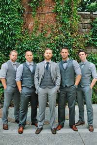 17 best ideas about groomsmen attire grey on pinterest