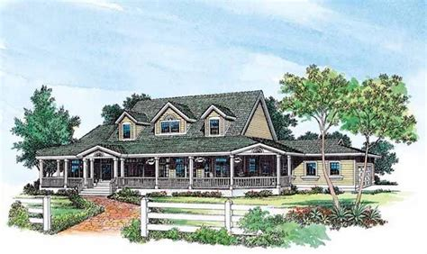 house plans country farmhouse country farmhouse house plan 95064