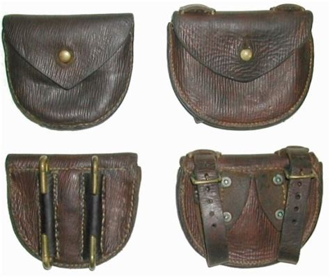 leather ammo pouch pattern images