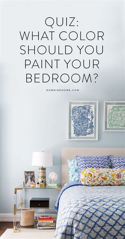 quiz what color should you paint your bedroom guest