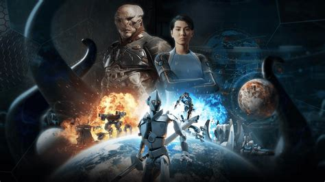 grey goo wallpaper special collector s edition of grey goo now available in
