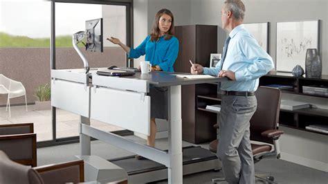 Walking Office Desk Walkstation Treadmill Desk For Office Wellbeing Steelcase