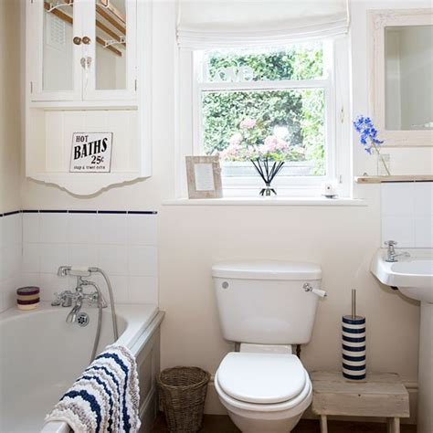 nautical bathroom accessories uk nautical bathroom with country style cabinets and striped