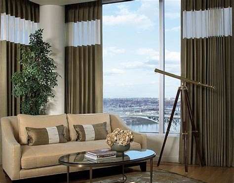 Contemporary Window Curtains Modern Window Treatments On Pinterest Window Treatments Contemporary Window Treatments And