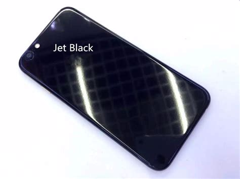 jet black for iphone 6 or 6s jet black white back cover housing for iphone 6 6s 7 4 7