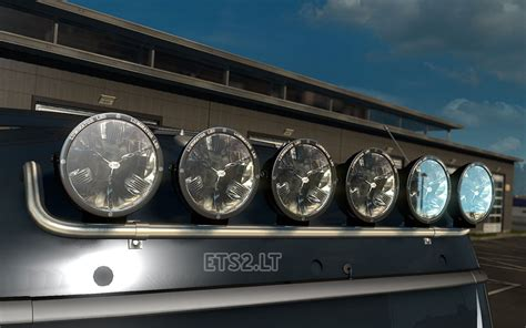 Lu Led 2015 hella luminator led ets 2 mods