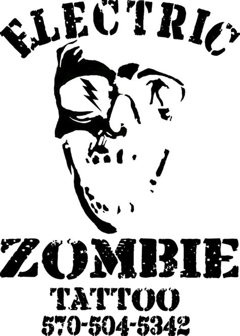 electric zombie tattoo electric and piercing 224 s
