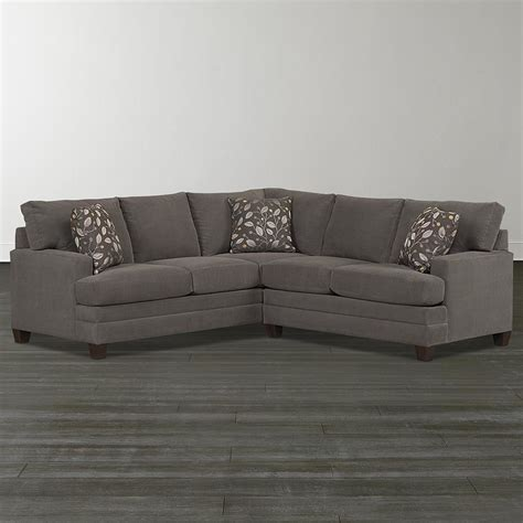 everest 3 sectional with sofa and 2 chaises cu 2 l shaped sectional by bassett sylvan furniture