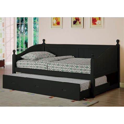 Mattress For Daybed Daybed With Trundle Jen Joes Design Mattress For Day Bed With Trundle