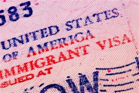 Applying For A Visa To America With A Criminal Record Marriage And Immigration To Usa