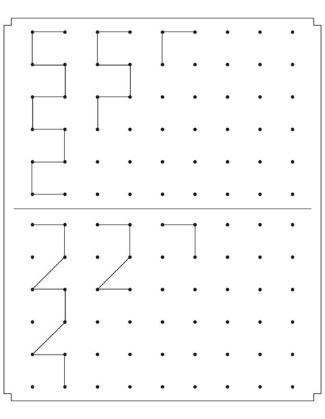 dot pattern math join the dots to complete the patterns maths pattern