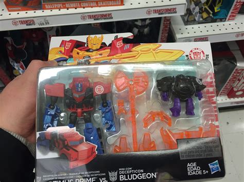 Minicon Retail robots in disguise 2015 minicon battle pack wave 1 us retail sighting transformers news