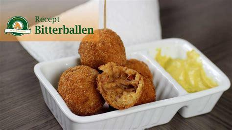 bitterballen recept met een rendang vulling  english