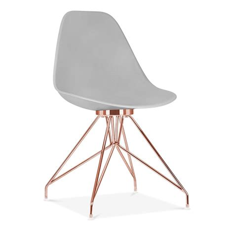 Cult Design Light Grey Moda Dining Chair Cd1 Cult Uk