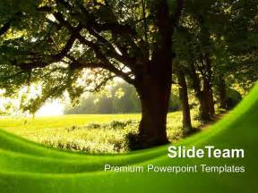 powerpoint template nature nature pics powerpoint templates green environment process