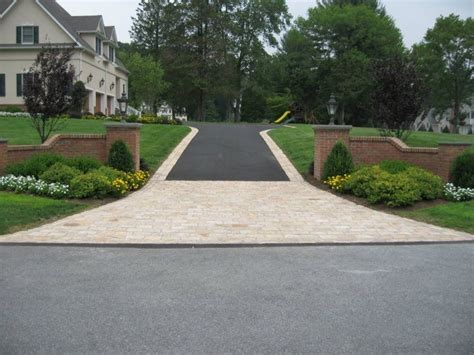 average driveway paving costs landscaping network