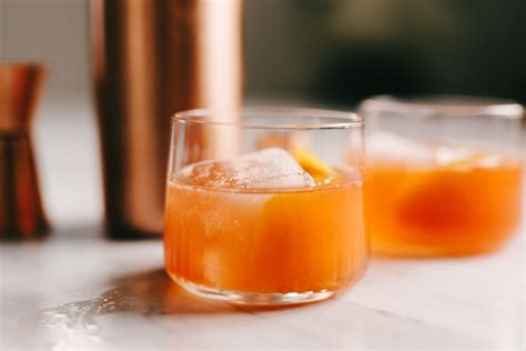 classic old fashioned cocktail classic old fashioned cocktail our salty kitchen