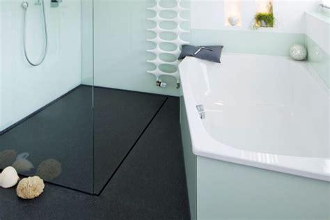 Begehbare Dusche 1 by Fugenlose Duschen Pflegeleicht Und Puristisch Baqua