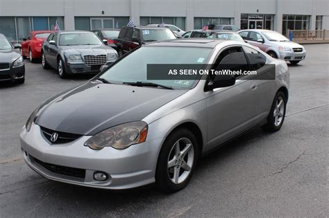 Two Door Acura by 2002 Acura Rsx Base Coupe 2 Door 2 0l