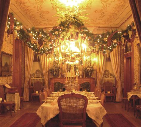 file dining room pabst mansion jpg wikipedia pabst mansion welcomes holiday visitors in grand style
