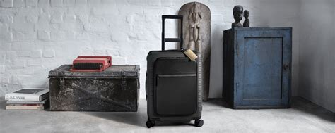 designer cabin luggage design hotels high tech luggage for connected travelers