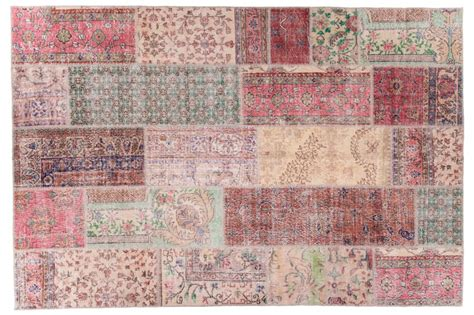 How To Make A Patchwork Rug - enhance your home with a patchwork rug bazaardaily