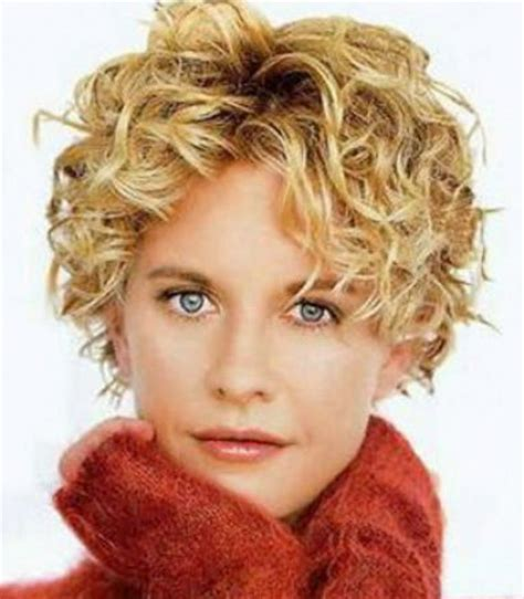 over 50 curly hair cuts short wavy hairstyles for over 50 women
