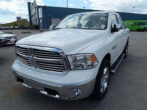 ram big horn 2014 vehicle details