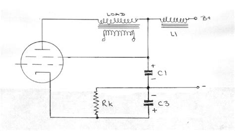 rf bypass capacitor values